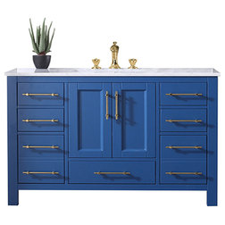 Contemporary Bathroom Vanities And Sink Consoles by Decors R Us