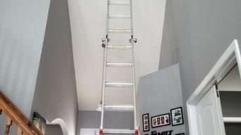 Smoke detector installation