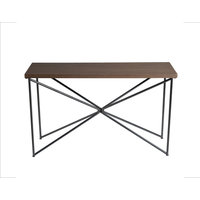 Emerald Home Roslyn Sofa Table, Brown