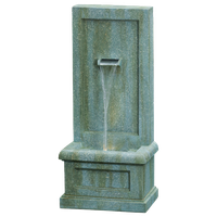 Stone and Patina Tall 39.5in. H Fountain