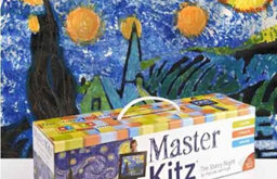 Master Kitz, The Starry Night