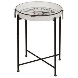 Farmhouse Side Tables And End Tables by Glitzhome