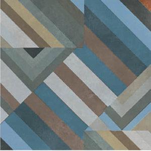 Azulej Prata, Grey, Box of 24 Tiles
