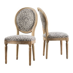 GDFStudio   Hawthorne Dining Chairs, Set Of 2   Dining Chairs