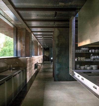 Art and cuisine center, RCR Arquitectes