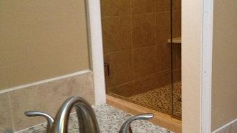 Bathroom remodel - Amanda