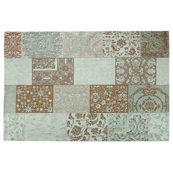 Contemporary Floor Rugs by Green Decore