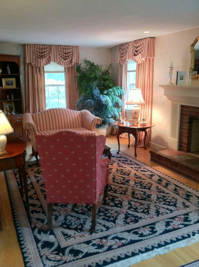 Traditional  by kelly mcguill home