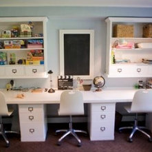 home office craft room ideas. eclectic kids by olga adler home office craft room ideas m