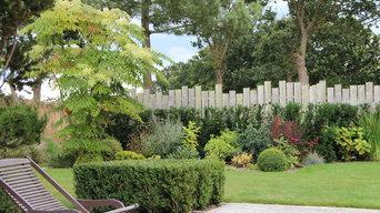 Jardin à Plédran