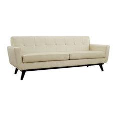 Thais Bonded Leather Sofa
