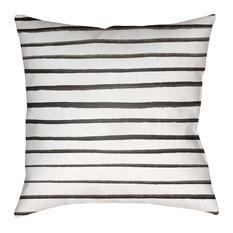 Stripes Pillow 18x18x4