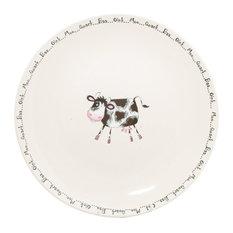 Price and Kensington Home Farm Dinner Plate, 26.5 cm