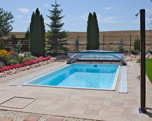Swimming Pool Enclosure By Abri Design Cover Model Edmonton