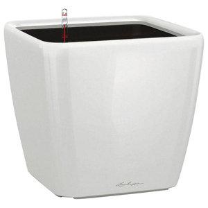 Quadro LS Self Watering Planter, 40x43x43 CM, White