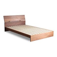- 国産ベッド コルツ シングル(ベッドフレームのみ) - ベッド