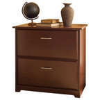 Baraga File Cabinet, White - Modern - Filing Cabinets - by Bedroom ...