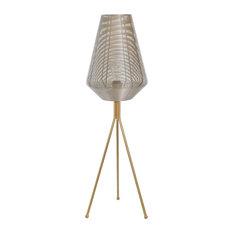 "Sagebrook Home Metal 41"" Floor Lamp 50545-01"
