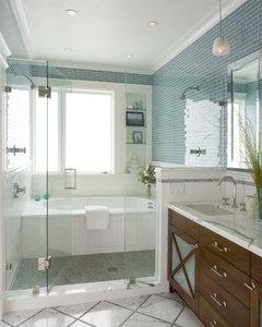 5' x 11' bathroom