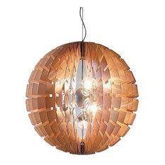 blux blux helios suspension lamp wood pendant lighting beach style balcony helius lighting group