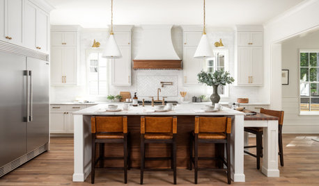 10 Dos and Don'ts of Designing a Kitchen Island