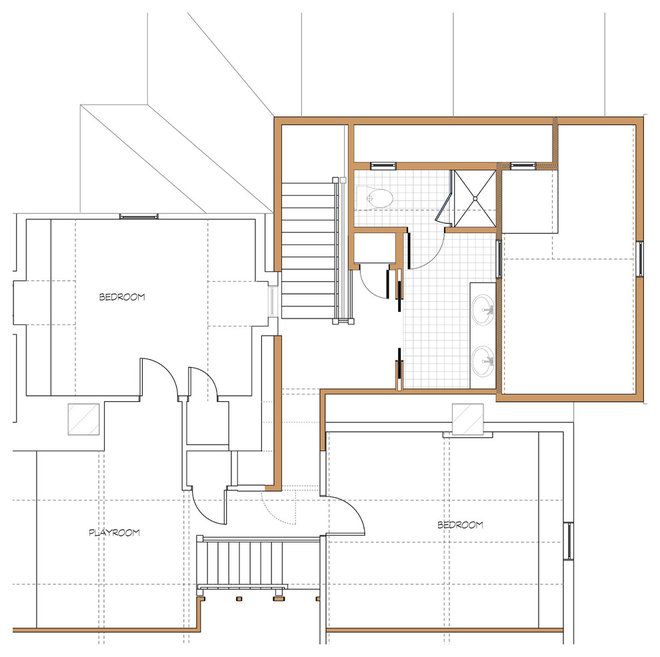 Floor Plan Houzz Tour: Reviving the Johnson-Thompson House
