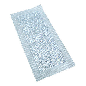 Shower Mat Without Suction Cups for Reglazed Surface ...