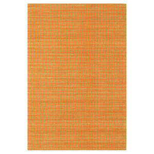 Ranger Orange Rectangular Rug, 160x230 cm