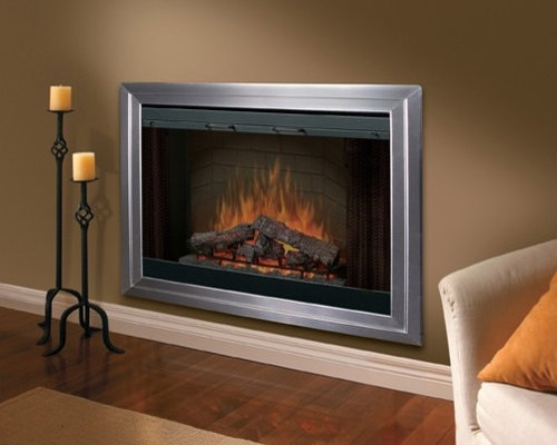 Dimplex - Dimplex 45-Inch Purifire Built-in Electric Fireplace - BF45DXP -  Indoor - Electric Fireplace Inserts