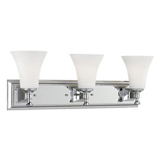 progress progress fairfield 3 light bathroom lighting fixture polished chrome bathroom vanity