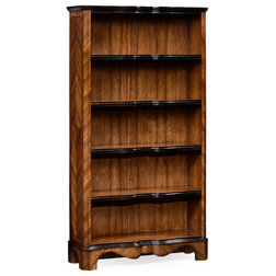 Traditional Bookcases by Jonathan Charles Fine Furniture