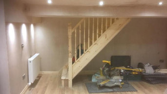 Basement Conversion - Hale, Manchester