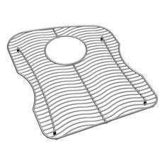 Elkay Stainless Steel Bottom Grid, Polished Stainless Steel