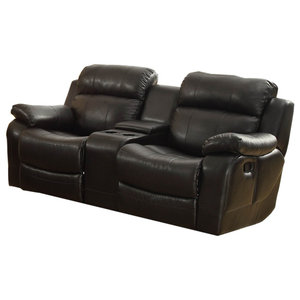 Creeley Double Reclining Love Seat With Center Console