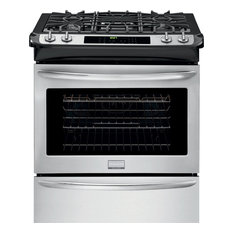 """Frigidaire® - 30"""" Slide-In Gas Range - Gas Ranges and Electric Ranges"""