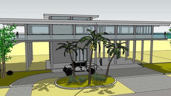 HorizonHouse by d.l.stenstrom architect