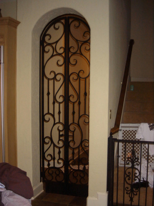 wrought iron interior gates wrought iron interior gates