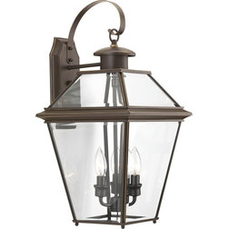 Traditional Outdoor Wall Lights And Sconces by Progress Lighting