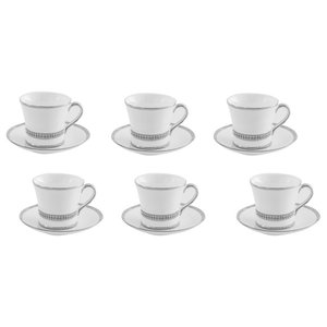 Strass Coffee Cups, Set of 6