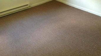 Rental Unit Carpet Cleaning
