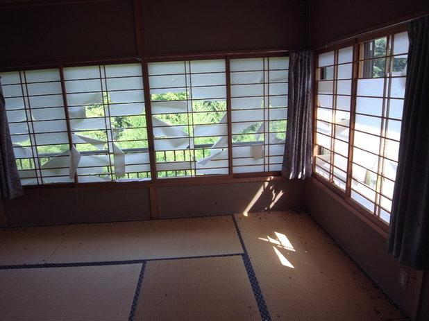 和室・和風  by 中尾英己建築設計事務所