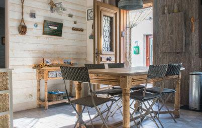 Suivez le Guide : Une cabane au bord de l'étang de Thau