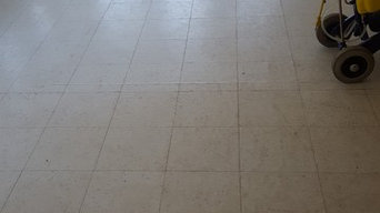 Floor Finish - VCT