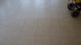 Floor Finish - VCT