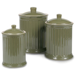 Transitional Kitchen Canisters And Jars by Omniware