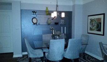 AFTER...TAKE A VERY TRADITIONAL CONDO TO A MODERN/CONTEMPORARY CONDO