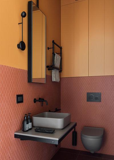 Современный Туалет by Дизайн-бюро Татьяны Алениной