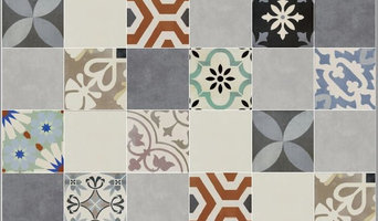 ART ENCAUSTIC LOOK PORCELAIN TILE