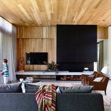 Houzz Tour: An Architect's Cutting-Edge Concrete Home