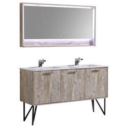 Industrial Bathroom Vanities And Sink Consoles by Aquamoon